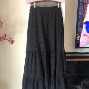Skirts - Maxi Peasant Skirt